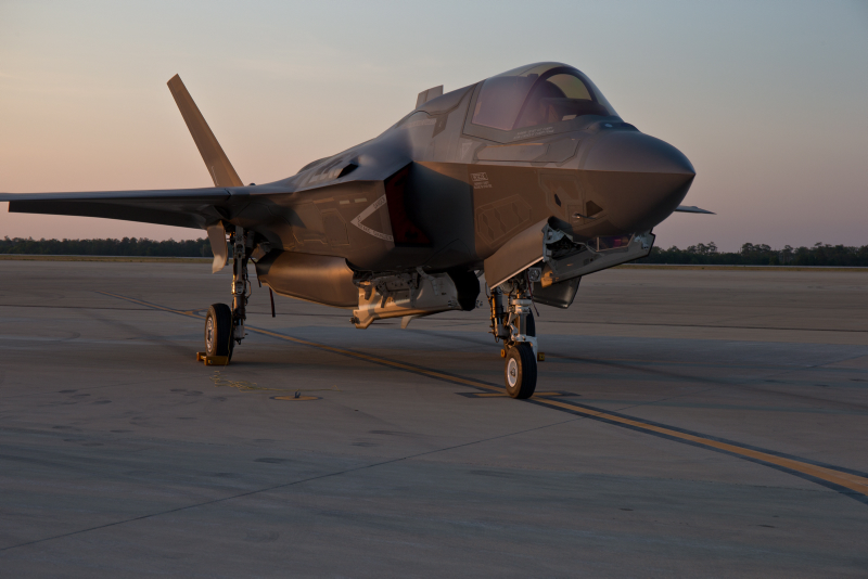 a-uk-f-35b-lightning-ii-aircraft-during-trials-at-eglin-air-force-base-in-florida-usa