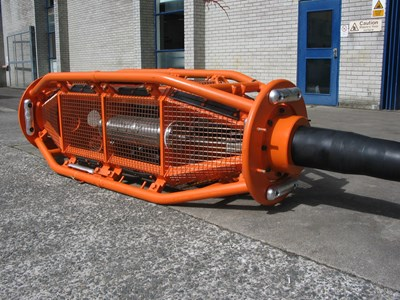 Subsea Drymate Connector