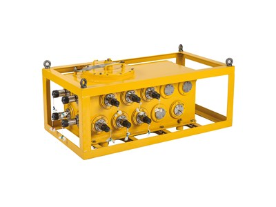 Subsea Electrical Distribution Box