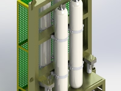Accumulator Filter Unit