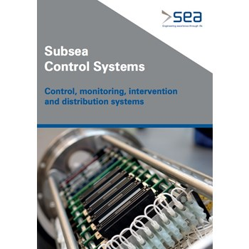 Subsea Control Systems cover photo