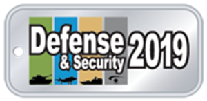 Defence & Security Thailand 2019 Logo
